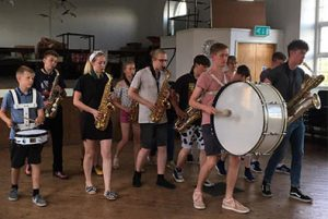 Scissett Youth Band img about