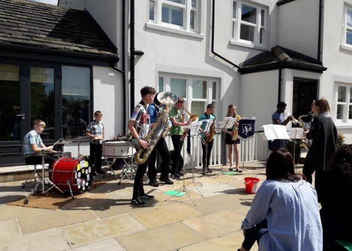 Scissett Youth Band